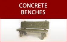 Concrete Park Benches