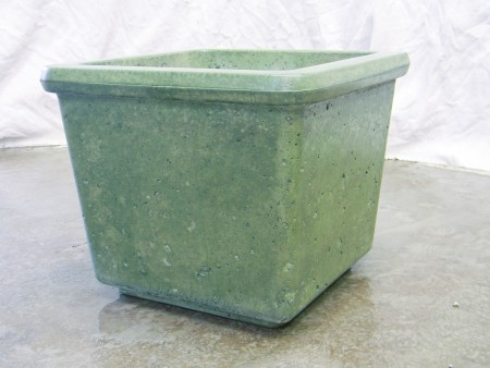 EURO PLANTER SQUARE- S-GREEN-LG SEALER