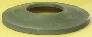 Round Flat Plastic Lid