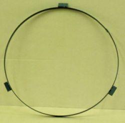 Round Metal Bag Holder Ring