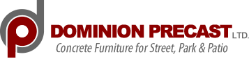Dominion Precast Logo