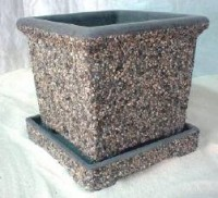 Designer Square Planter